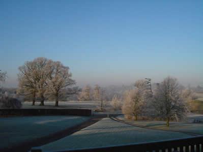 Views at Three Chimneys Farm